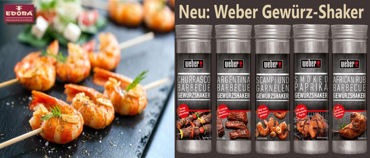 Permalink zu:WEBER BBQ Gewürzshaker + Grill-Salze